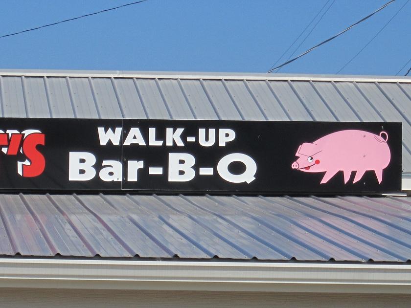 Scott's Walk-Up Bar-B-Q, CartersvilleGA