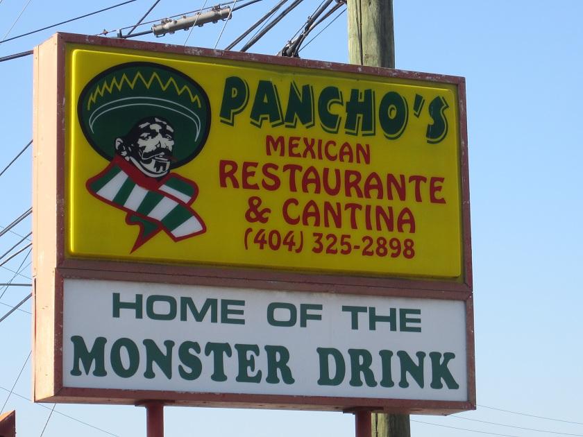 Pancho's, Atlanta GA