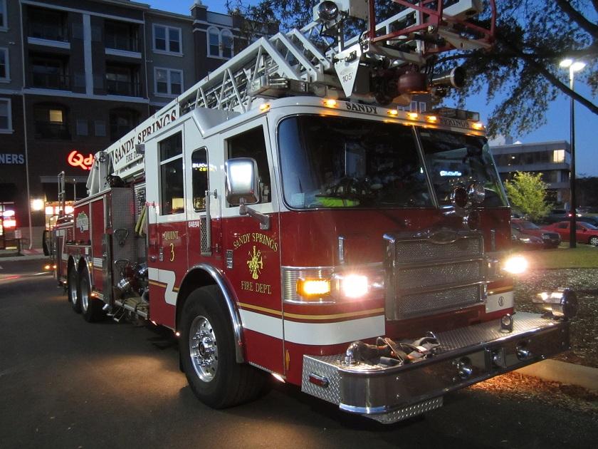 Firehouse Subs, Sandy SpringsGA