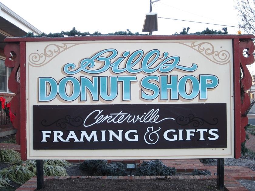 Bill's Donut Shop, CentervilleOH