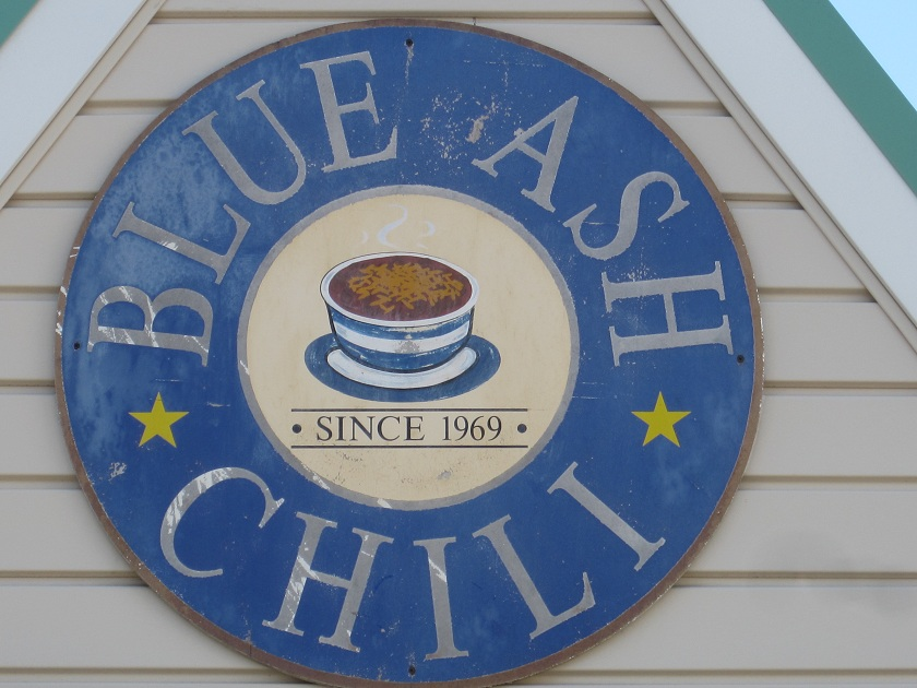 Blue Ash Chili, Cincinnati OH