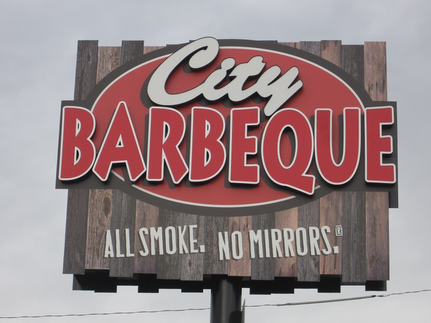 City Barbeque, Lexington KY