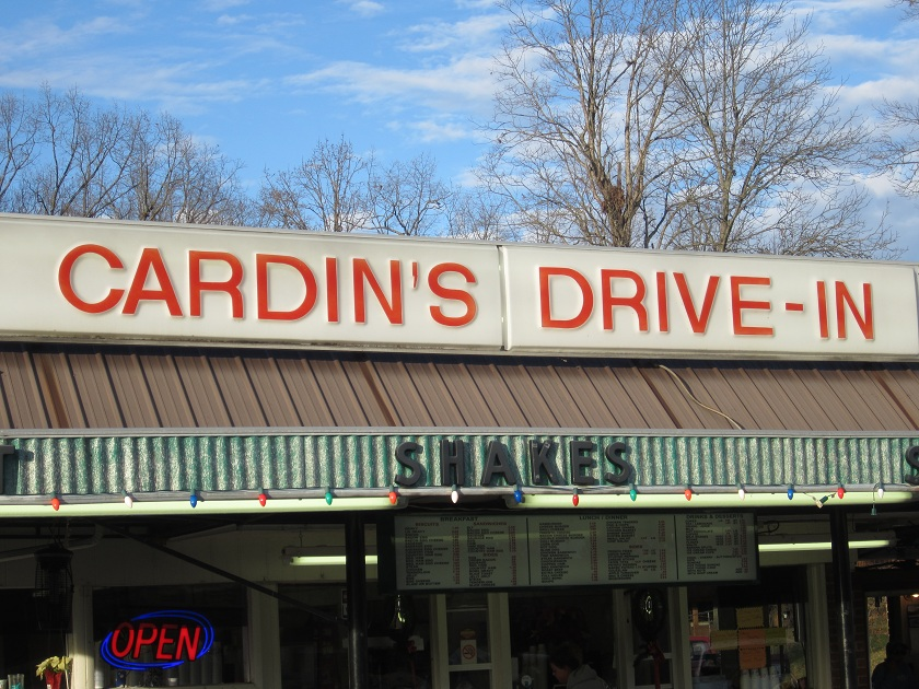 Cardin's Drive-In, KnoxvilleTN