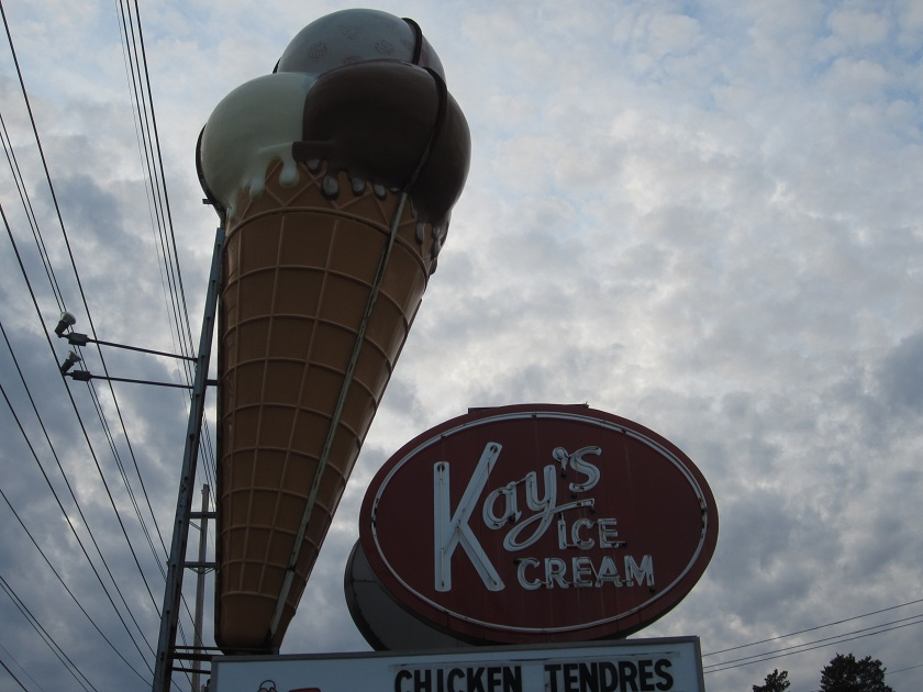 Kay's Ice Cream, Knoxville TN