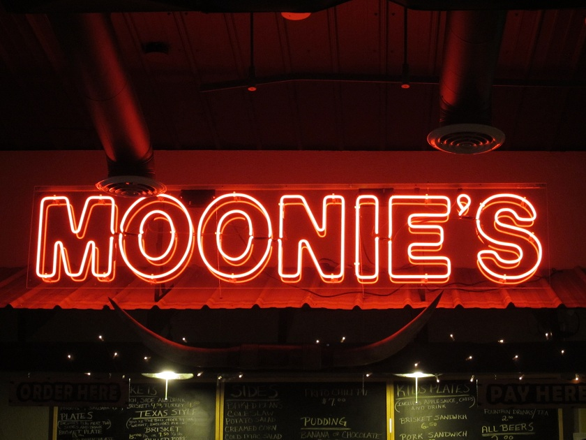Moonie's Texas Barbecue, Flowery BranchGA