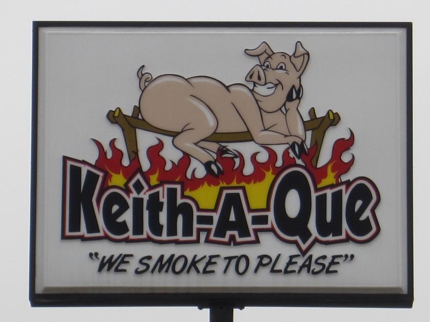Keith-A-Que, Ashburn GA