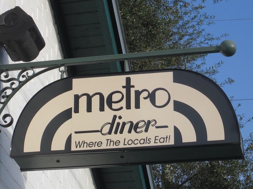 Metro Diner, JacksonvilleFL