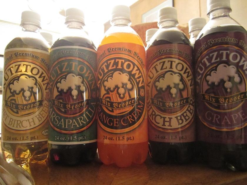 Kutztown Soda Works ofPennsylvania
