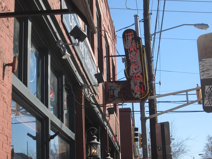 Edgewood Corner Tavern, AtlantaGA