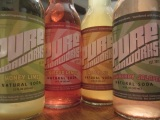 Pure Sodaworks in Bottles