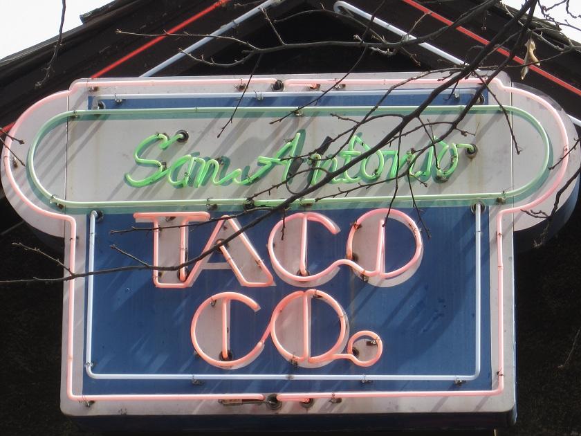 San Antonio Taco Company, NashvilleTN