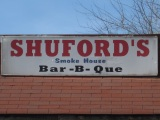 Shuford's Smokehouse, Chattanooga TN