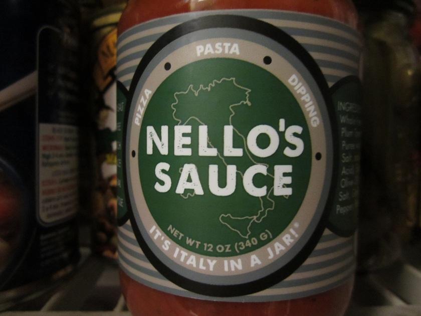 Nello's Pasta Sauce