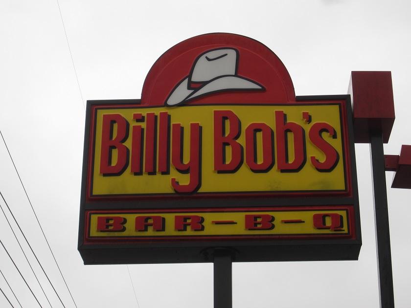 Billy Bob's Bar-B-Q, CarrolltonGA
