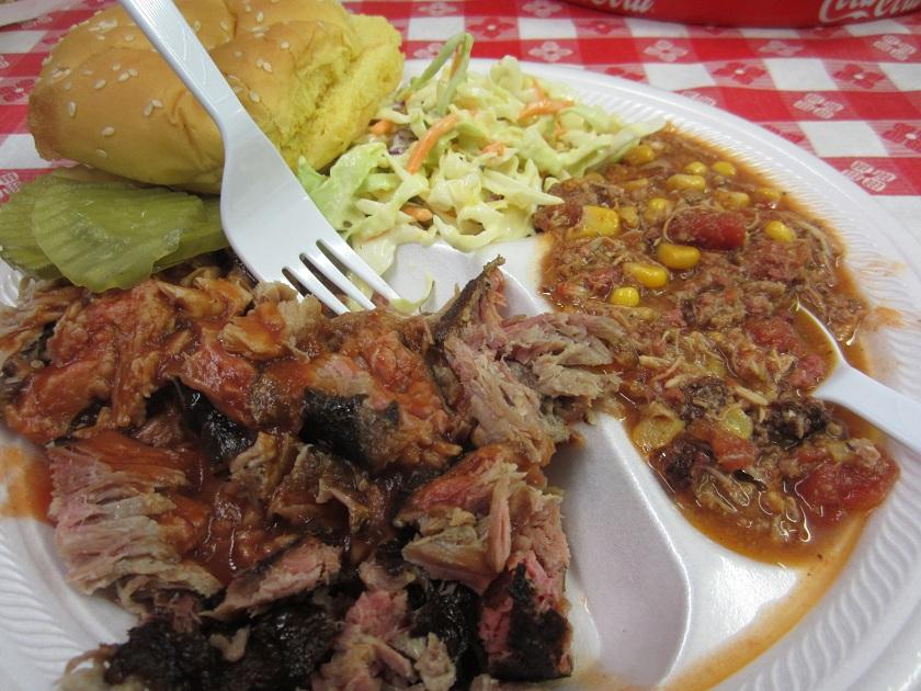 Hickory Pig BBQ, GainesvilleGA