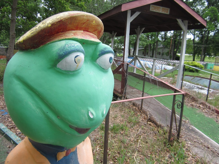 Photo Post 11: Mini Putt Golf, Warner Robins GA