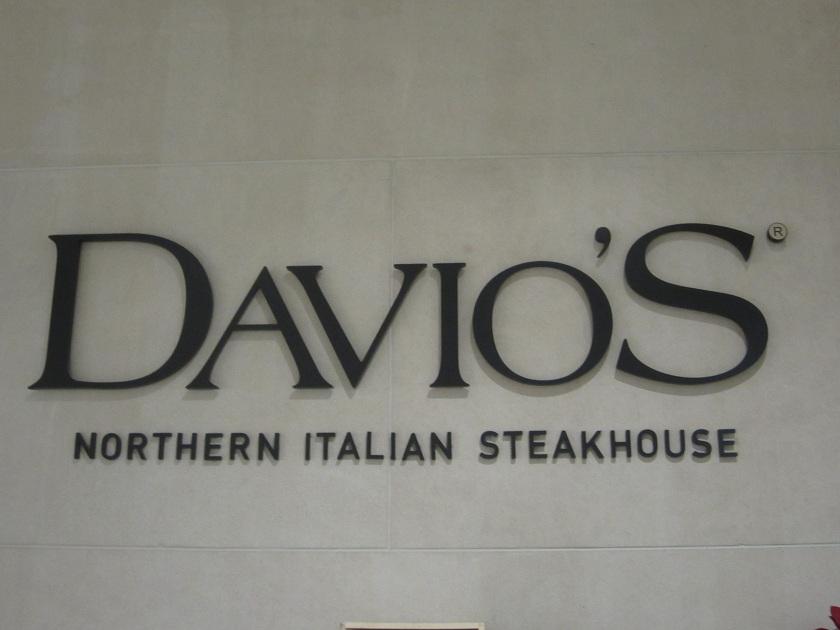 Davio's Northern Italian Steakhouse, AtlantaGA