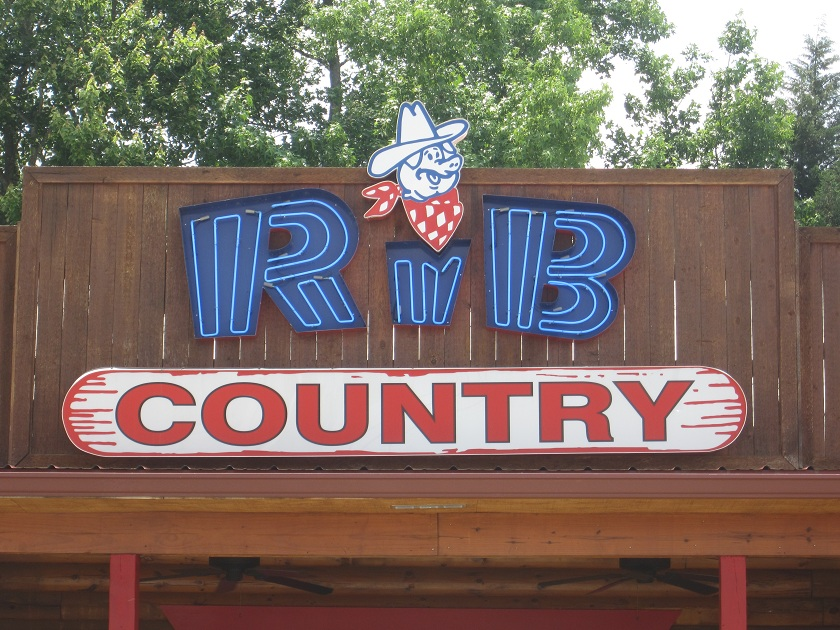 Rib Country, ClevelandGA