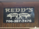 Redd's Que & Stew, Jefferson GA