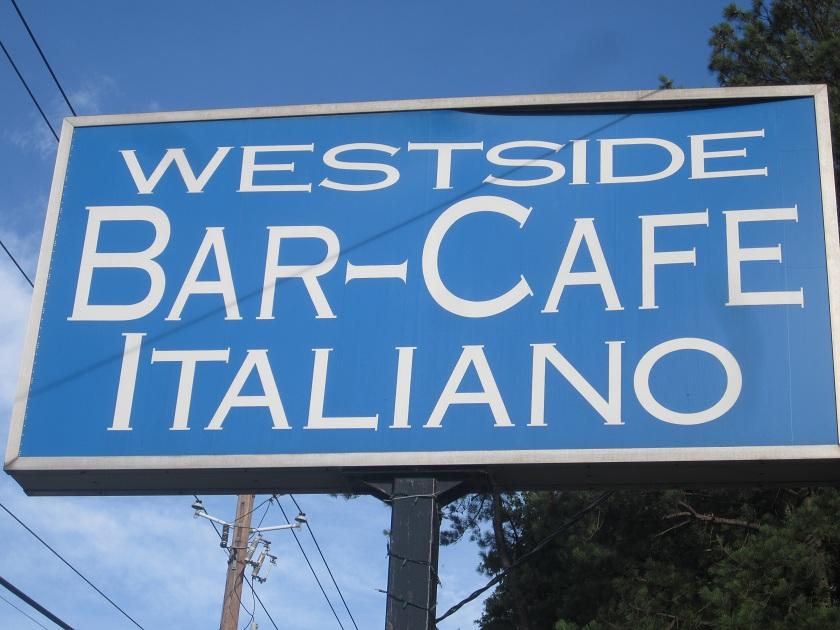 Westside Pizzeria, AtlantaGA