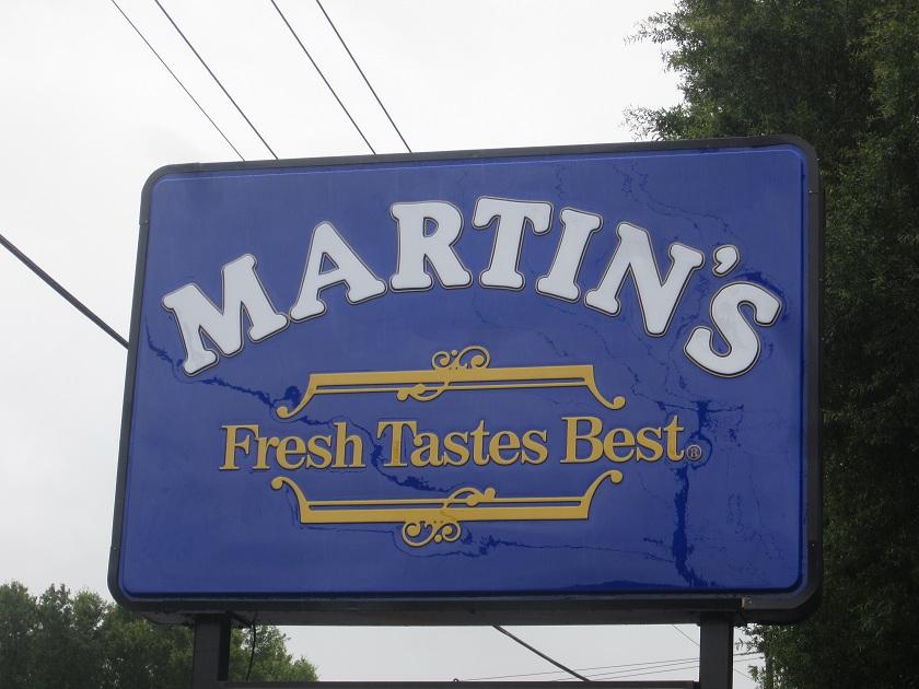 Martin's, Austell GA