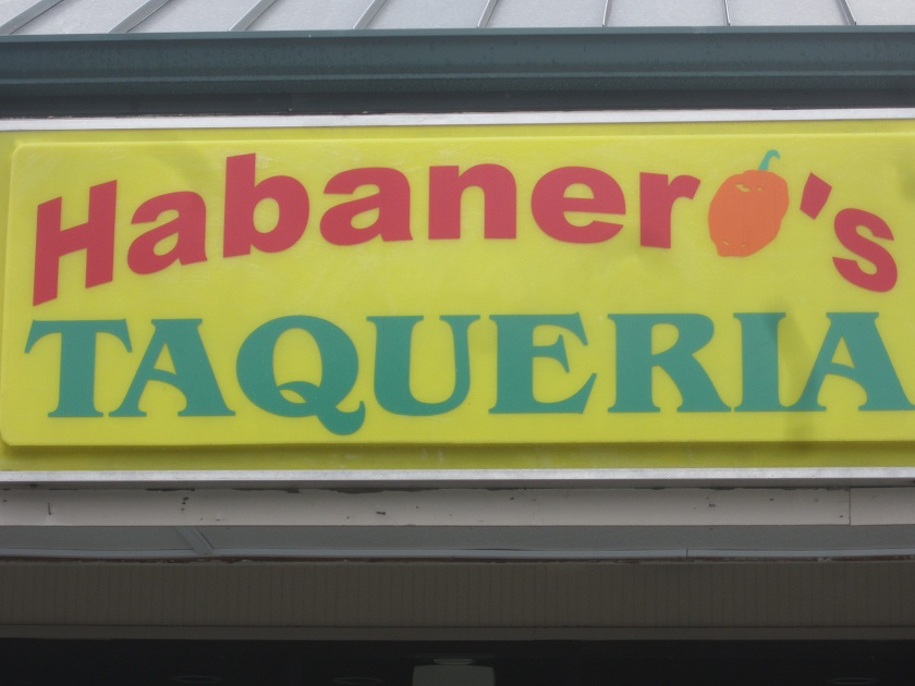 Habanero's Taqueria, WoodstockGA