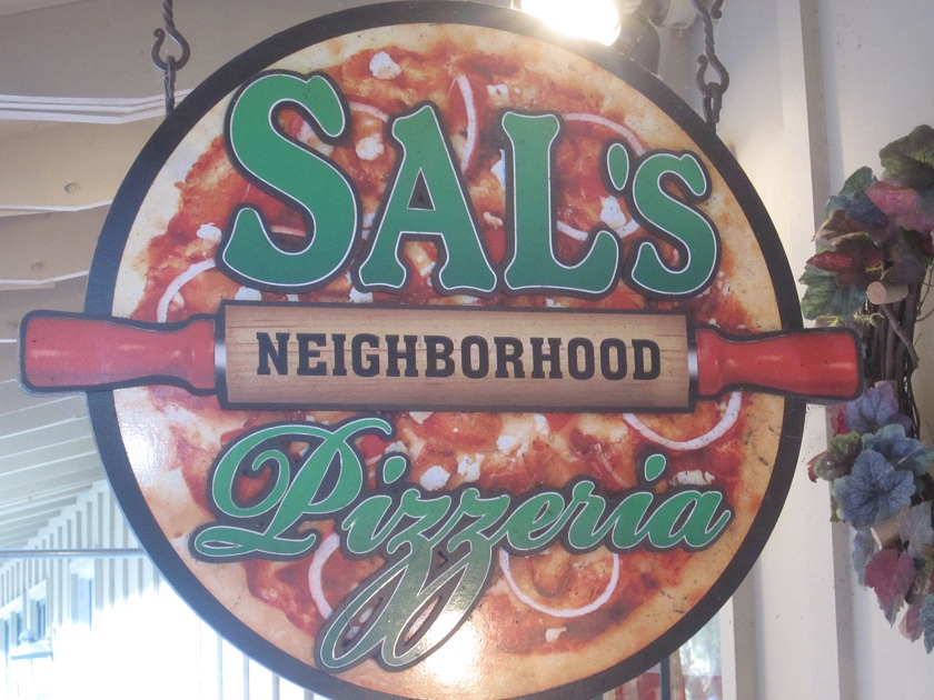 Sal's Neighborhood Pizzeria, Saint Simons IslandGA