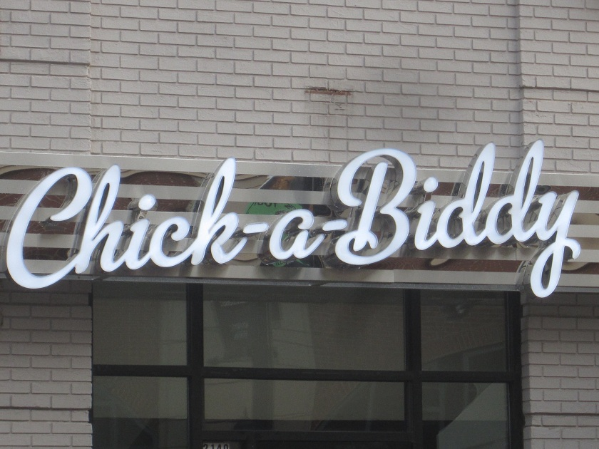 Chick-a-Biddy, Atlanta GA
