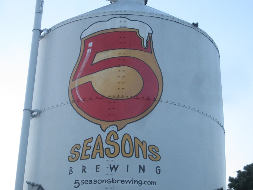 5 Seasons Brewing, Sandy Springs GA