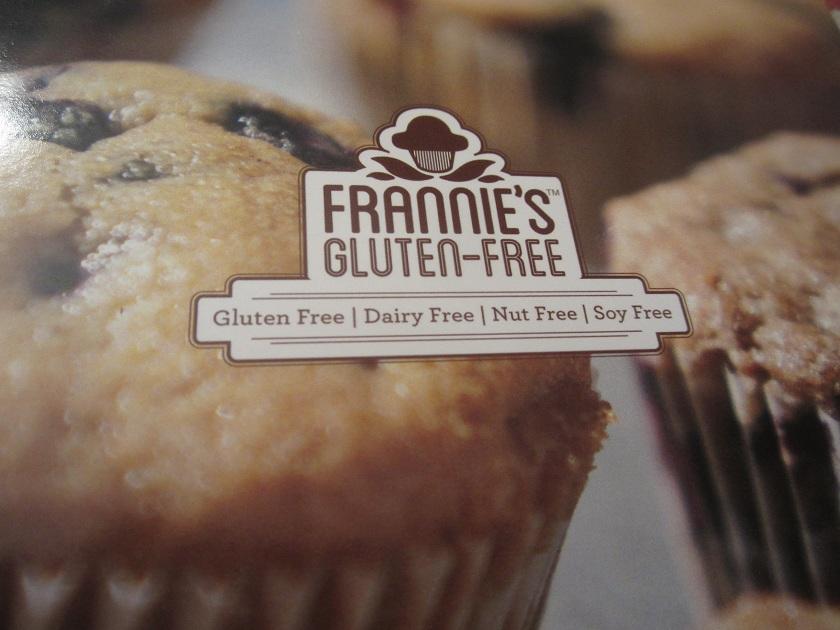 Frannie's Gluten-Free Muffins