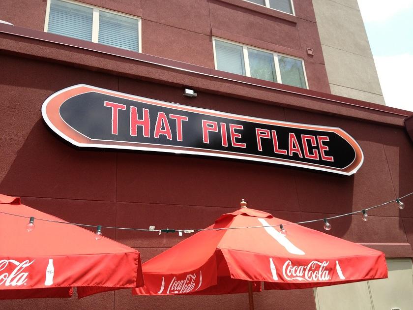 That Pie Place, Dunwoody GA(CLOSED)