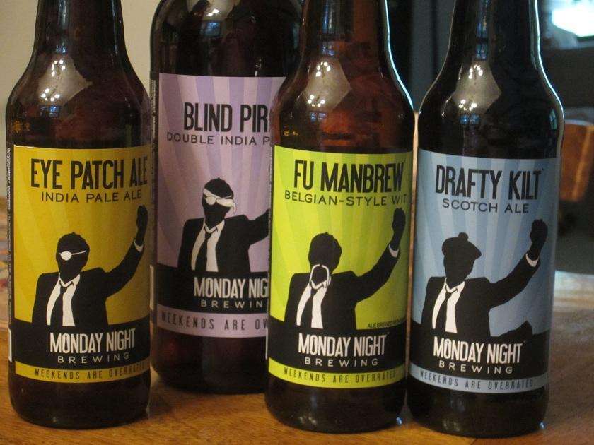 Monday Night Brewing, AtlantaGA