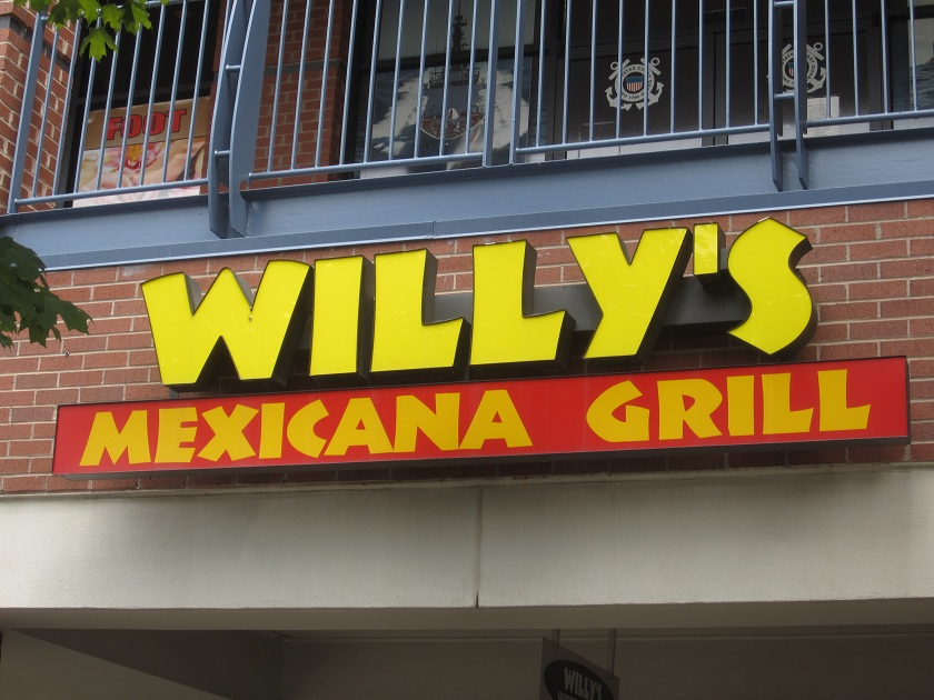 Willy's Mexicana Grill, Atlanta GA