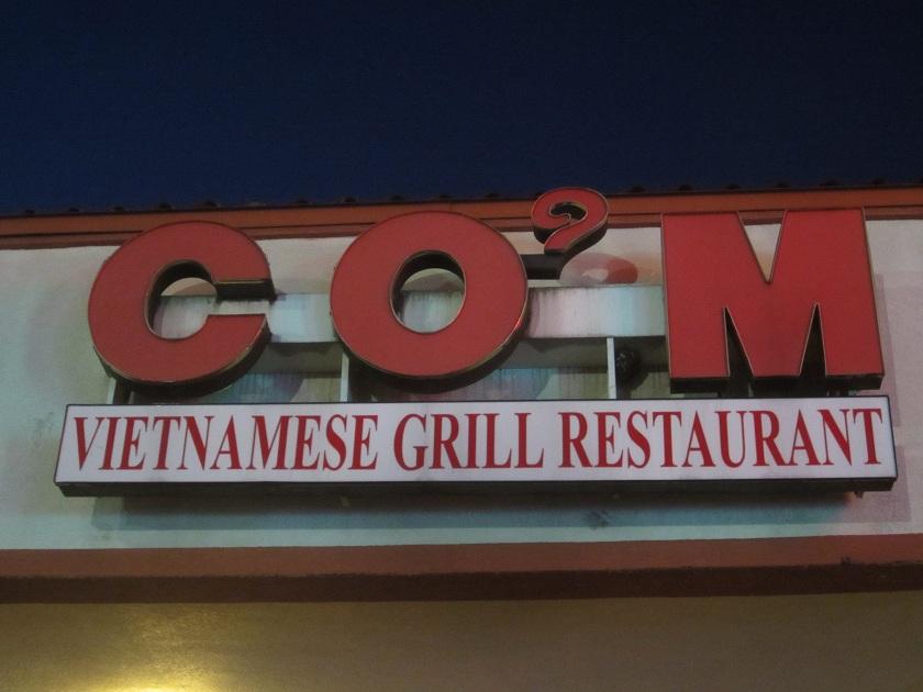 Cơm Vietnamese Grill, Atlanta GA