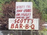 Scott & BJ's Bar-B-Q, Athens GA