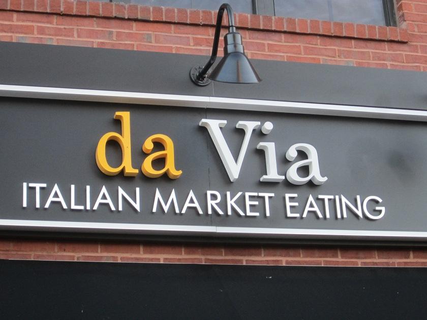 da Via Italian Market Eating, Dunwoody GA(CLOSED)