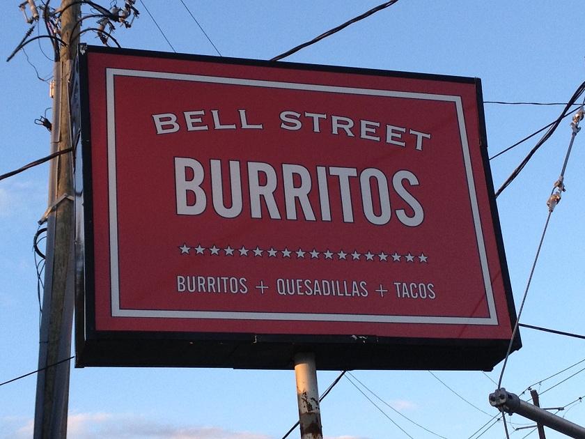 Bell Street Burritos, AtlantaGA