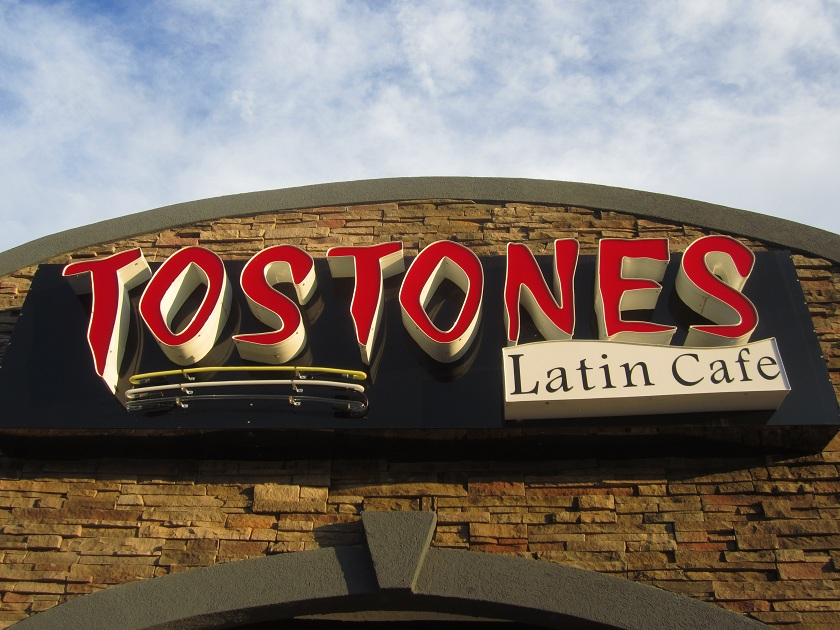 Tostones Latin Cafe, Doraville GA (CLOSED)