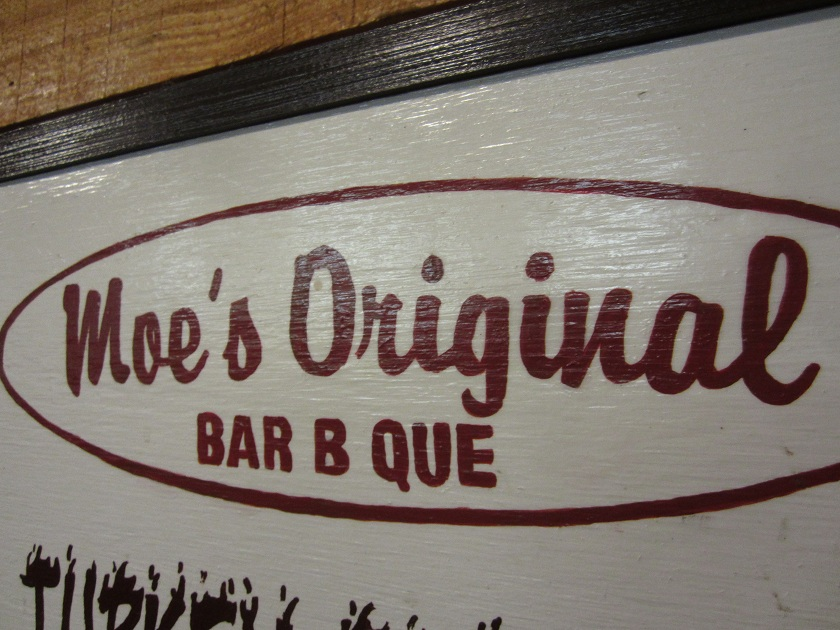 Moe's Original Bar-B-Que, Atlanta GA
