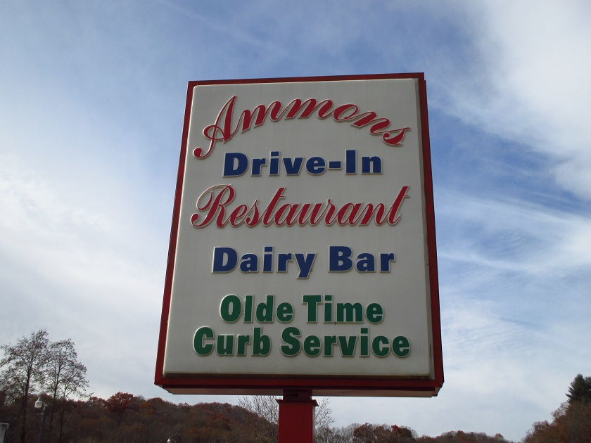 Ammons Drive-In and Dairy Bar, Waynesville NC