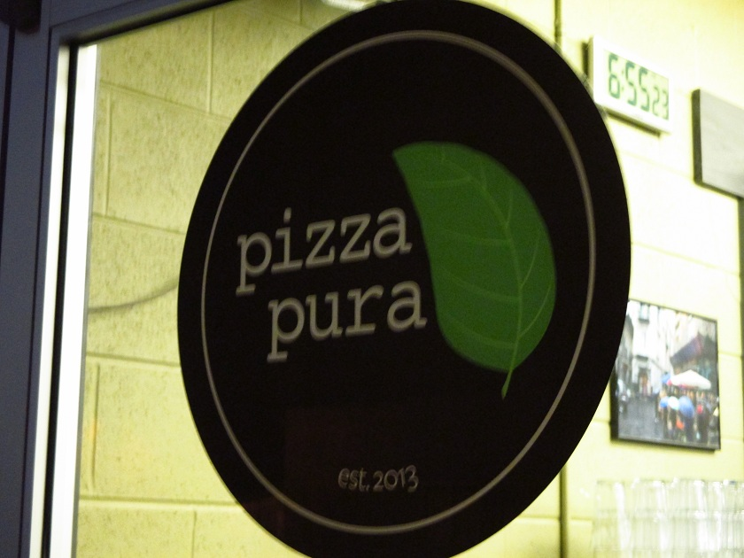 Pizza Pura, Asheville NC (CLOSED)