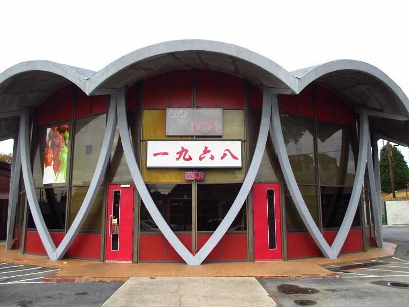 1968 At Cafe 101 Doraville Ga Closed Marie Let S Eat