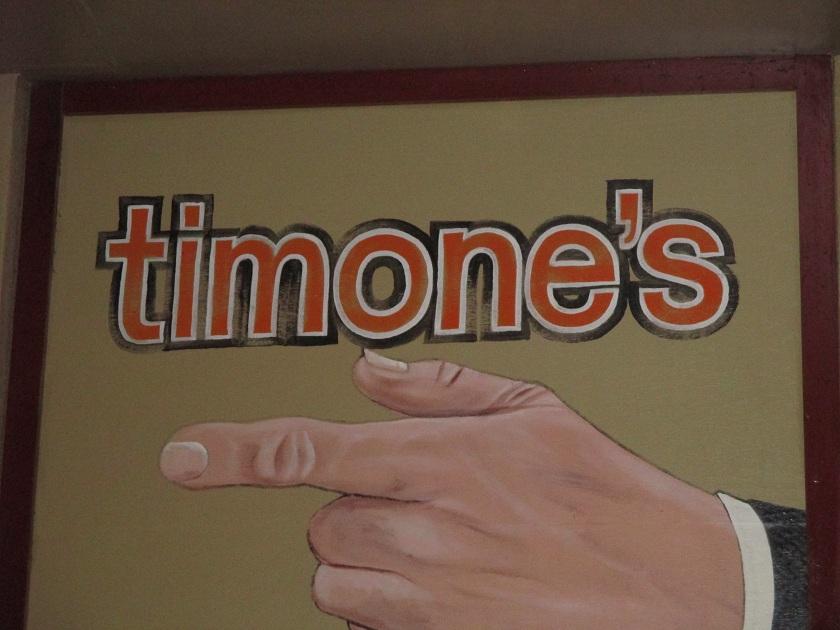 Timone's Local Pizza Joint, Atlanta GA(CLOSED)
