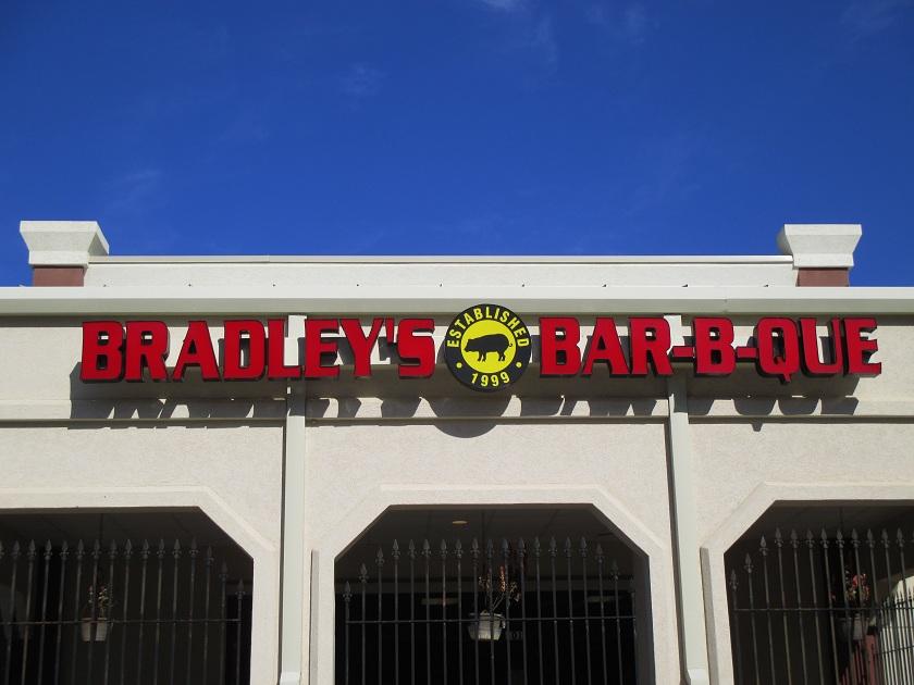 Bradley's Bar-B-Que, ConyersGA