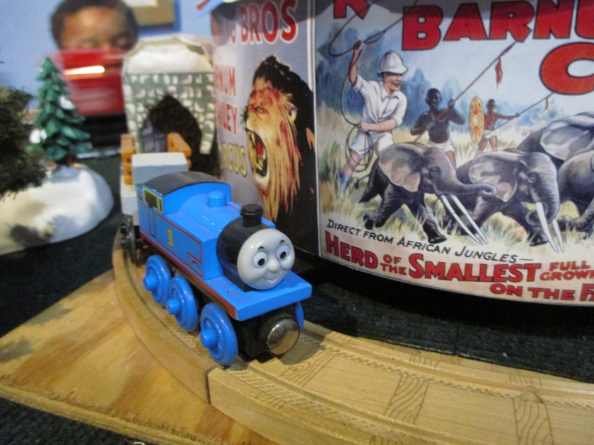 Photo Post 13: Holiday Trains at The Children's Museum of Atlanta