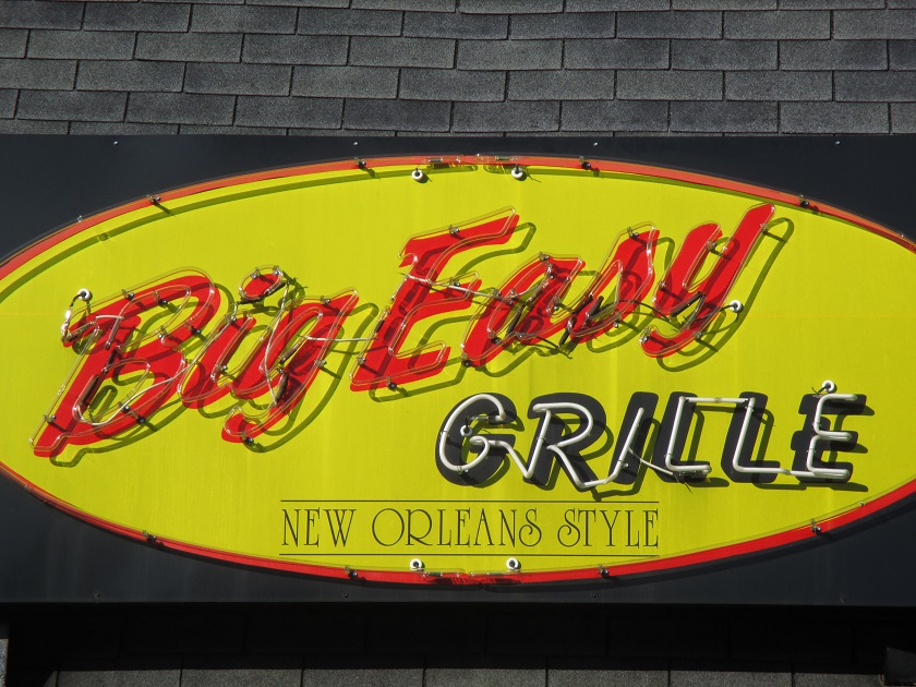 Big Easy Grille, Atlanta GA