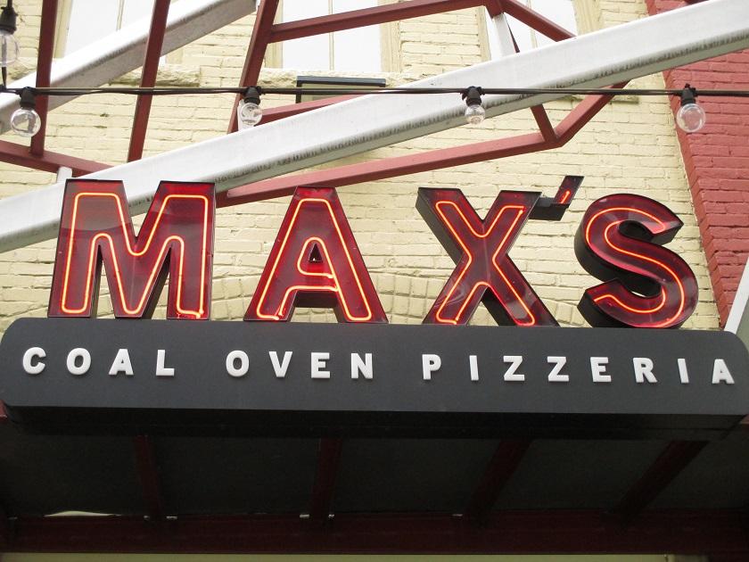 Max's Coal Oven Pizzeria, AtlantaGA