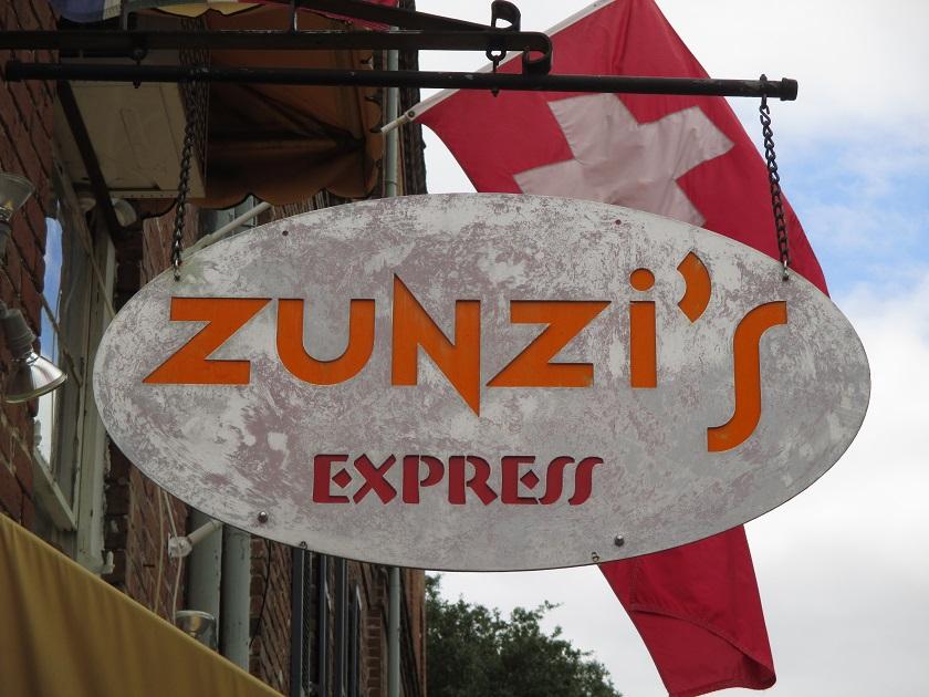 Zunzi's, Savannah GA