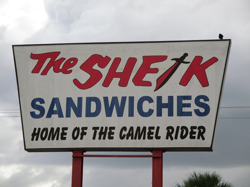 The Sheik, Jacksonville FL