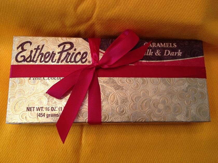 Esther Price Chocolates, CentervilleOH